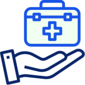 Personal Accident Icon